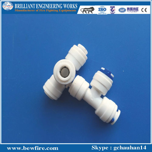 T Connector, Misting Fittings