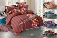 New Color Floral Cotton Bed Sheet