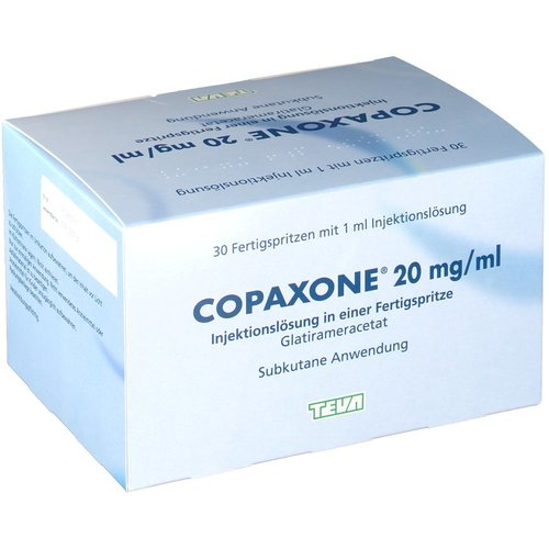 COPAXONE 20 MG  READY TO USE -28-SYRINGS