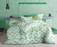 Multicolor Cotton Bed Sheet