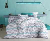 New Design Printed King Size Cotton Bed Sheet