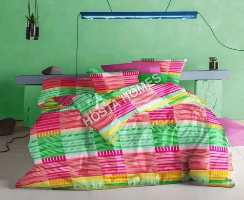 New Color Cotton Bed Sheet