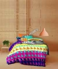 New Designer Printed Bed Sheet
