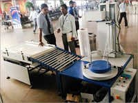 Airport Luggage Wrapping Machine