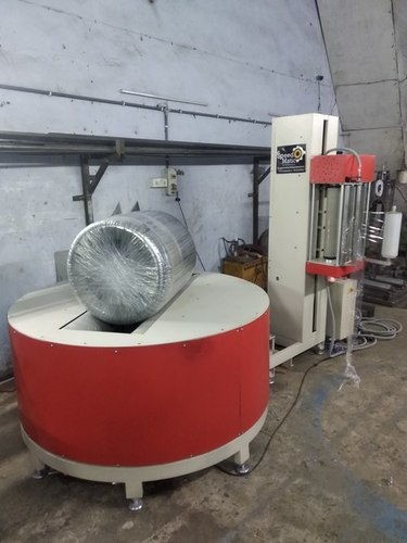 Reel Semi Auto Wrapping Machines