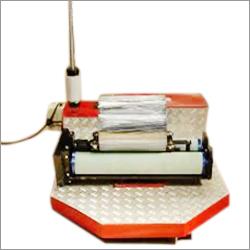 Reel Wrapping Machine Semi Automatic