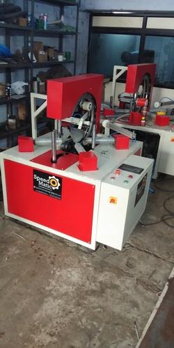 Semi Auto Coil Wrapping Machine