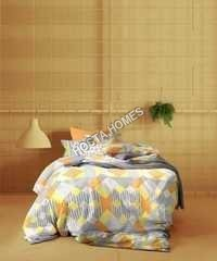 Multicolor Abstract Design Bed Sheet