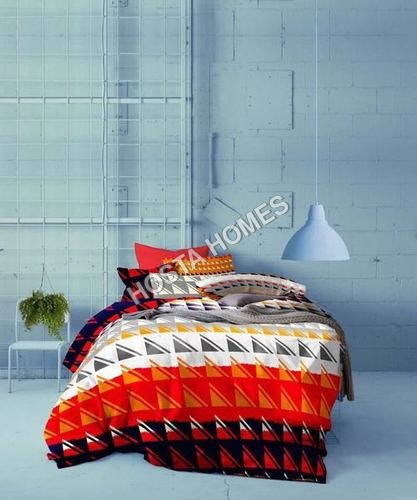 Promotional Printed Bed Sheet