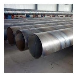 MS Spiral Welded Pipes