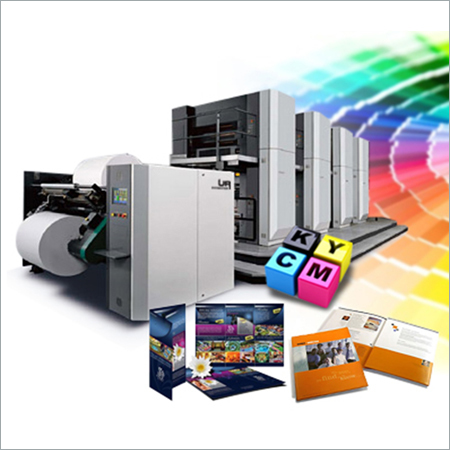 Digital and Offset Printing Services