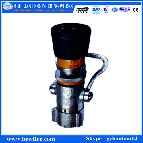 Fire Fighting Equipment Fire Hose Reel Nozzle