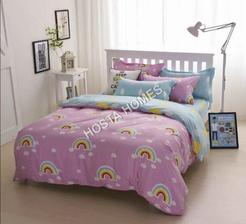 New Design Cotton Comforter Set 4 Pcs
