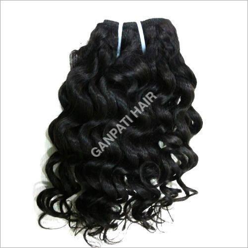 Curly Hair Weft