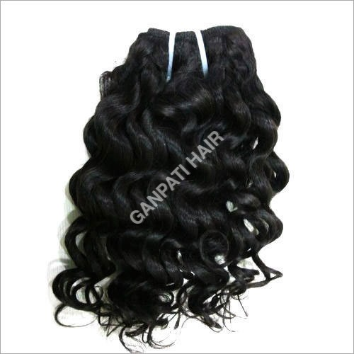 Curly Hair Weft