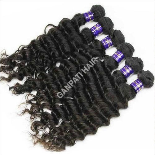 Human Hair Weft Wigs