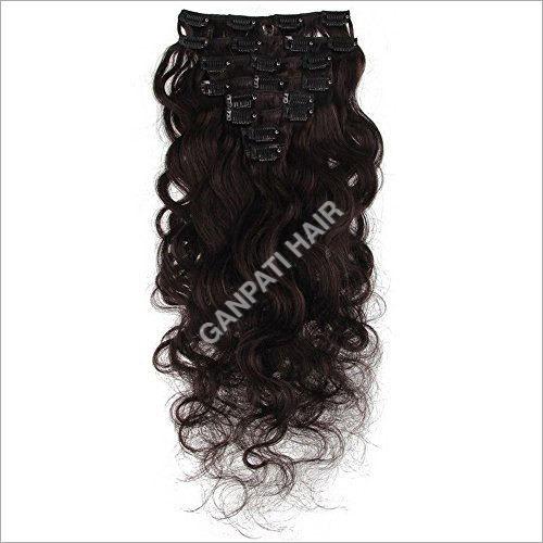 Virgin Clip- In- Hair Extension