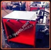Manual Flat Screen Printing Machine