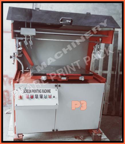 Automatic Take Off Screen Printing Machine