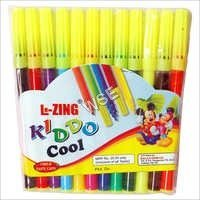 Lezing Kiddo Cool (Florescent Cap Sketch Pen)