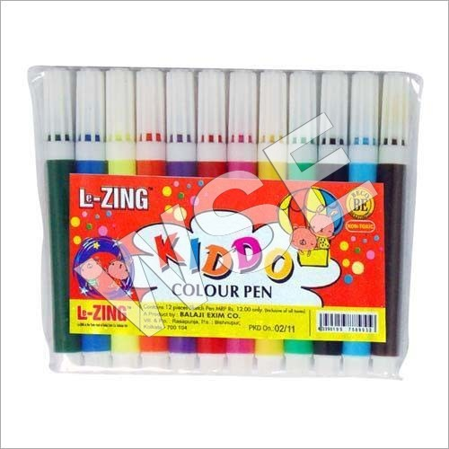 Lezing Kiddo Mini – White Cap Sketch Pen