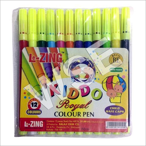 Lezing Kiddo Royal – Florescent Cap Sketch Pen
