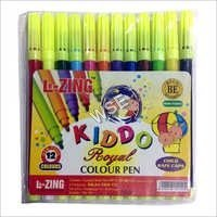 Lezing Kiddo Royal – Florescent Cap Sketch Pen