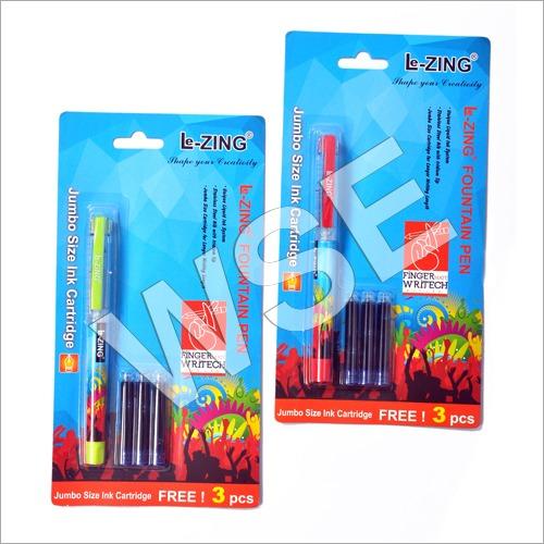 Lezing Cartrige Fountain Pens