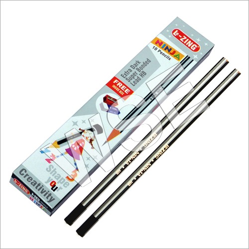 Lezing Ninja Polymer Pencils