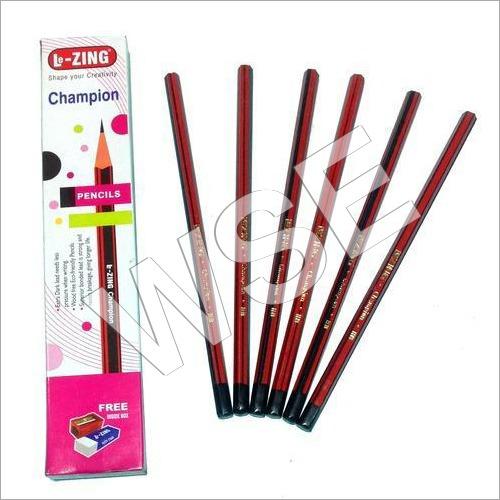 Pencil Champion Polymer Pencils