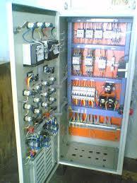 RLA Machine Panel