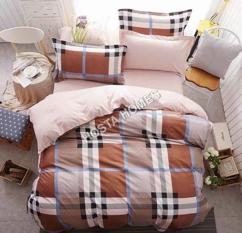 New Design Cotton Comforter Set 4 Pcs