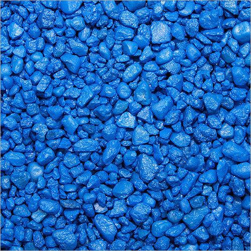 Dark Blue Aquarium Gravel