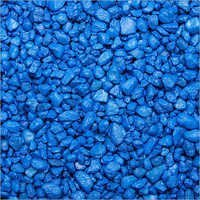 Dark Blue Aquarium Gravel