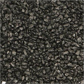Black  Colour Aquarium Gravel