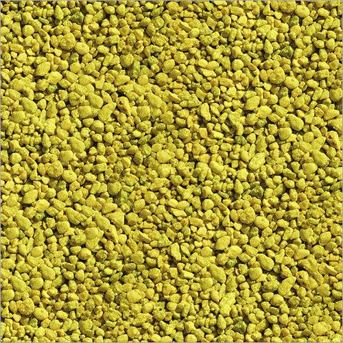 Yellow  Colour Aquarium Gravel