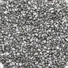 Silver Colour Aquarium Gravel