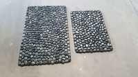 Black Pebble Mat