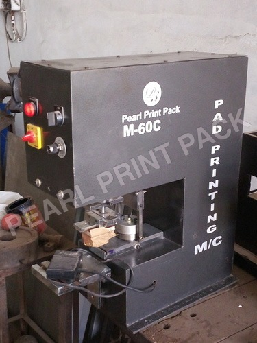 Semi Auto Mechanical Pad Printing Machine