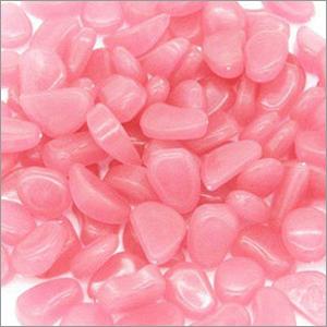 Pink Polished Pebble