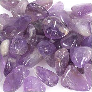 Amethyst  Polished Pebble