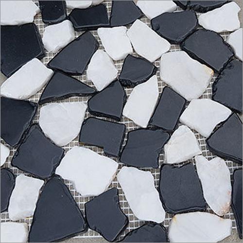 Mixed Polished Stone Tile