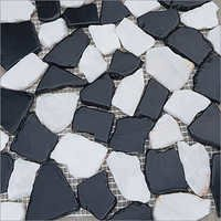 Mixed Polished Stone Tile