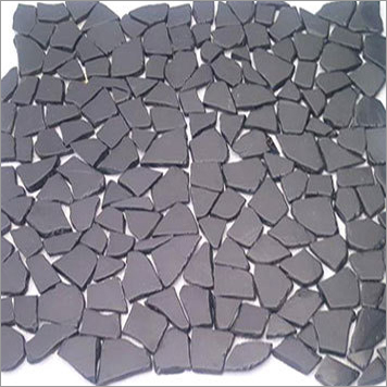 Black Polished Stone Tile