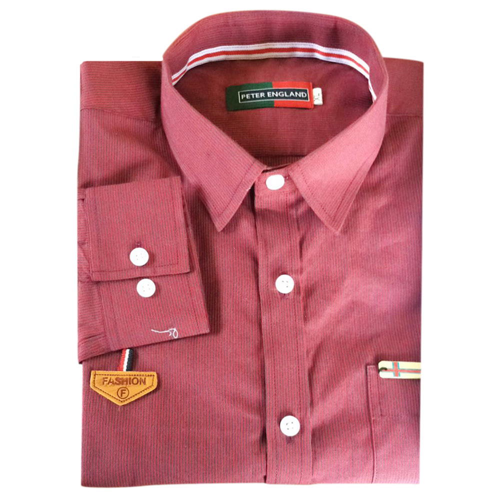 100% Men's Cotton Shirt