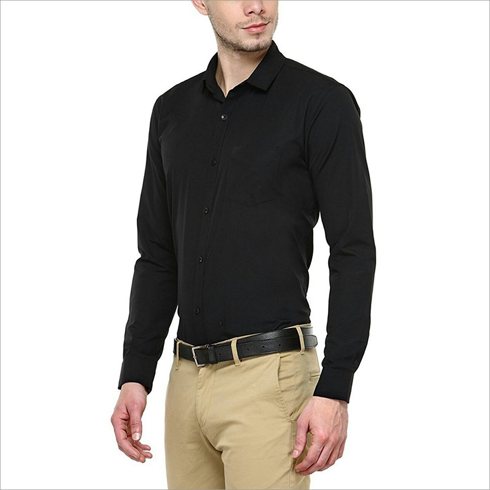 Men's Black Shirt