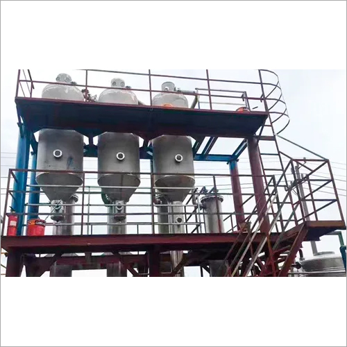 MULTI EFFECT EVAPORATOR
