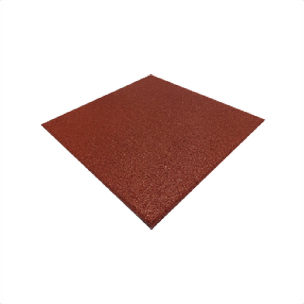20mm Square Rubber Tile
