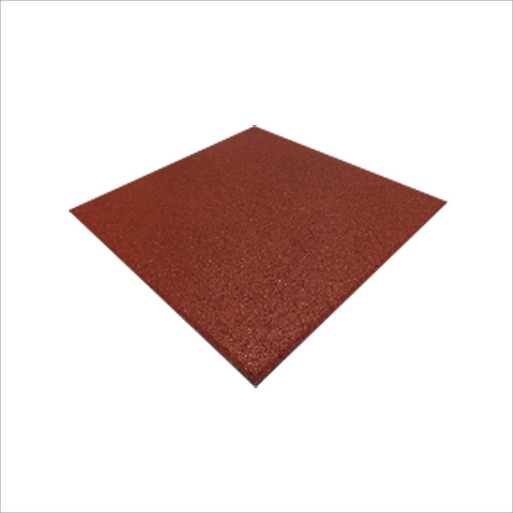 20mm Square Rubber Tile