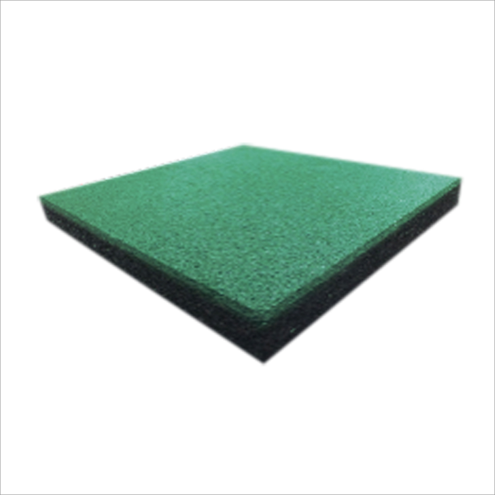 50mm Square Rubber Tile